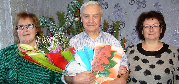 Николай Кошмар - почетный юбиляр!