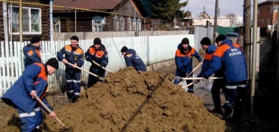 В Зауралье начался второй этап командно-штабного учения