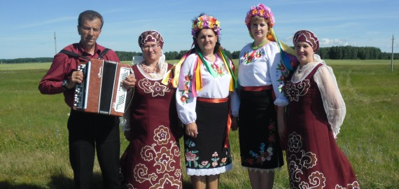 2 августа в селе Новое Ильинское  прошел Межрайонный фестиваль белорусской традиционной культуры
