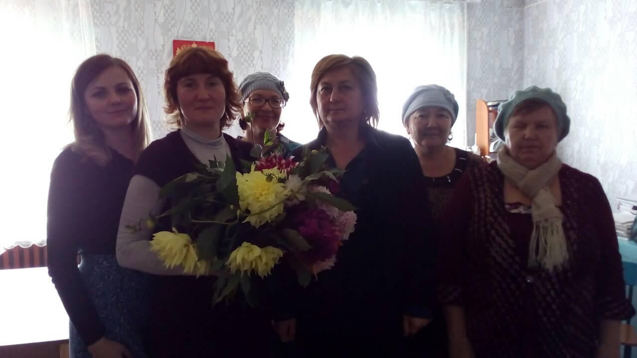 Глава Новоберезовского сельсовета вступил в должность.
