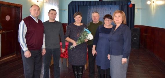 Глава Новоильинского сельсовета вступил в должность.