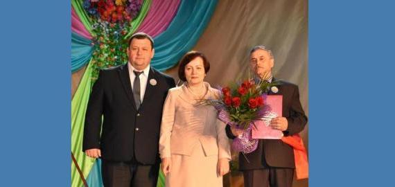 15 марта в Центре культуры прошло торжественное мероприятие «Петуховский край, ты часть моей России», посвященное 95 – летнему юбилею района и 75 -  летию города Петухово.