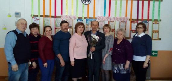 Глава Актабанского сельсовета вступил в должность.